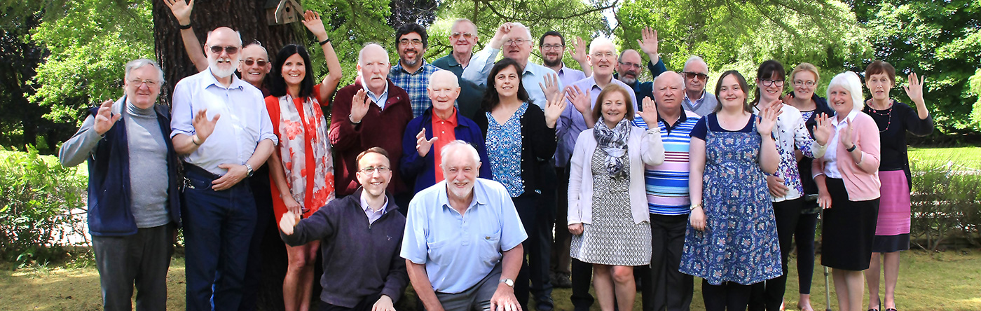 Columbans Britain Team